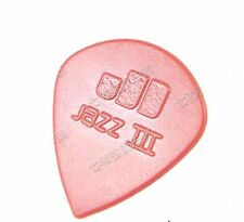 New 10 Pcs Red Jazz III Guitar Picks Plectrums (small)