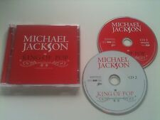 Michael Jackson - KING OF POP (German Edition) - Doppel CD © 2008 (Best Of)