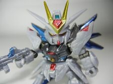 "SD Gundam Gashapon Soldier Dash SP01 ""ZGMF-X20A Strike Freedom "" Metalic color"