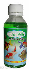 Hi quality water aquarium fish Rid alls Anti Chlorine 100 ML medicine ridall