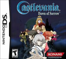 Castlevania: Dawn Of Sorrow [Nintendo DS DSi, Action Platform RPG] Brand NEW