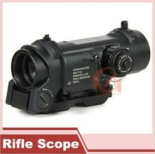 1X-4X Adjustable Dual Role Sight Rifle Scope Red and Green Dot illumination HOT