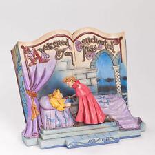 Jim Shore Disney Sleeping Beauty Story Book Figurine #4043627