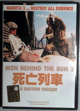 MEN BEHIND THE SUN 3 - Godfrey Ho DVD OOP