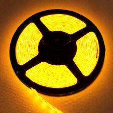 5m 3528 SMD 300 LED 12vDC Brilliant White Strip Lights Waterproof Tape Roll J101