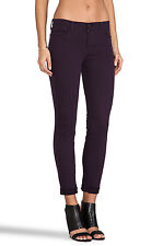 NWT J.BRAND JEANS Sz28 SUPER SKINNY MIDRISE STRETCH IN JAIPUR PURPLE