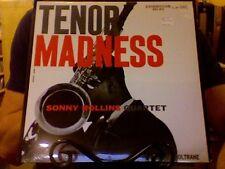 Sonny Rollins Quartet Tenor Madness LP sealed vinyl RE reissue John Coltrane