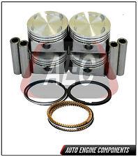 Piston & Ring Kit Fits Chrysler Sebring Avenger Optima 2.4 L Gema DOHC #PR022