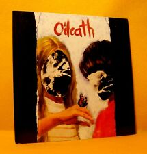Cardsleeve Full cd O'death Broken hymns, Limbs and skin (PROMO) 14TR 2008 world