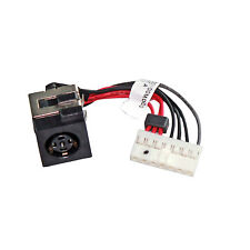 AC DC POWER JACK CABLE HARNESS for Dell Alienware 14R1 14 R1 5D8TK DC30100NG00