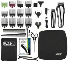 Cordless Hair Clippers Trimmer Wahl Professional Cut Shaver Salon Barber Kit Pro