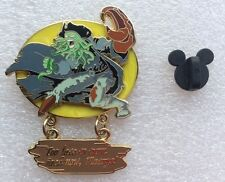 Pins DISNEY PIRATES DES CARAÏBES Deavy Jones CARIBBEAN Official pin trading 2006