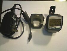 Garmin Forerunner 205 GPS System Receiver Fitness Sports Watch TESTED WORKING