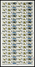 1965 Battle of Britain 4d (Phos) - Complete Sheet UNMOUNTED MINT/MNH
