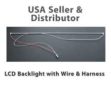 LCDCCFL BACKLIGHT LAMP WIRE HARNESS Dell Vostro 1000 1500 1510 WD318 X4848 XK309