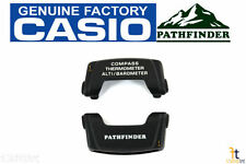 Casio Pathfinder PAG-240 Black Cover End Piece (6&12 Hour) Set PRG-130 PAW-1500