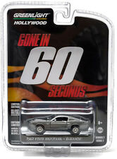 "GONE IN SIXTY SECONDS (2000) ""ELEANOR""1967 FORD MUSTANG SHELBY GT500 1/64 44670E"