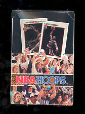1991-92 Hoops SER-1 NBA Basketball Box Brand New Factory Sealed  MICHAEL JORDAN!