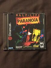 Half Life Paranoia Unreleased Sega Dreamcast Game.
