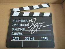 OLIVER STONE signed clap board - Proof