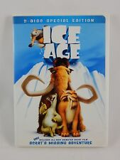 Ice Age (DVD, 2006, 2-Disc Set, Widescreen/Full Frame)