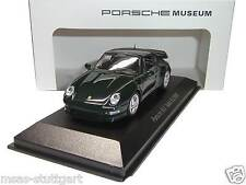 Porsche 911 Turbo S (1998) darkgreen Minichamps 1:43 MAP02002516 Museum Edition