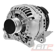 1 X ALTERNATOR 120A 14V VW PASSAT 3B 3BG 98-05 1.9+2.0