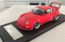 1/18 Hobby Design Porsche 993 RWB Hand Made Rare 1/100 suit Ignition GT Spirit