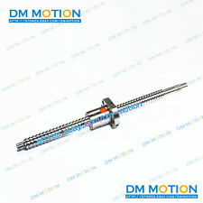 16mm Ballscrew SFU1605 750mm  RM1605 750mm + Ballnut with end machining