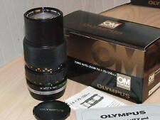 OLYMPUS OM ZUIKO 75-150mm F4 LENS NEW IN BOX