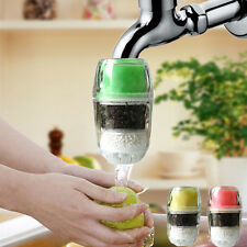 Coconut Carbon Home Kitchen Faucet Tap Water Clean Purifier Filter Cartridge Kit