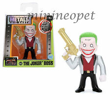 "JADA 84853 2.5"" SUICIDE SQUAD METAL DIECAST ACTION FIGURE THE JOKER BOSS M422"