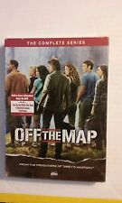 Off the Map: The Complete Series (DVD, 2011, 3-Disc Set)