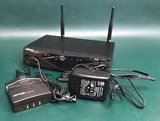 AKG WMS 450 Wireless lavalier Presenter Set 650-680MHz -  Excellent Condition!