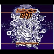 EL-P Fandam Plus CD x2 NEW Enhanced Instrumentals/Remixes Definitive Jux hip hop
