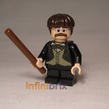 LEGO il professor Flitwick da Set 4842 Hogwarts Castello HARRY POTTER NUOVO hp096
