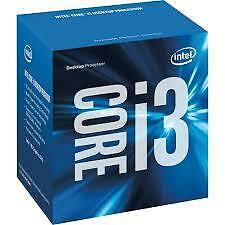 Intel Core i3-6100 3M 3.7 GHz LGA 1151 Desktop Processor
