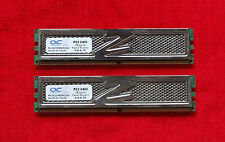 OCZ Platinum 2GB (2x1GB) DDR2-800 PC2-6400 4-4-4-15 XTC Heatspreader Rev 2