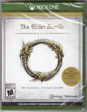 Elder Scrolls Online: Tamriel Unlimited (Xbox One English Region Free Bethesda)
