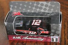1999 Team Caliber #12 Jeremy Mayfield Mobil 1 25th anniversary Ford Taurus 1/64