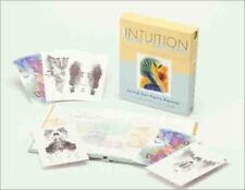 The Intuition Book & Card Pack: Unlock Your Psychic Potential