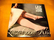 Cardsleeve Single cd LAST TRAIN HOME Last Good Kiss 2TR 2007 folk world