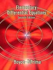 Elementary Differential Equations by William E. Boyce and Richard C. DiPrima...