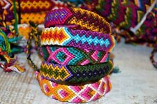Friendship Bracelets Wide Wholesale 30 Cotton Woven Handmade Fairtrade Wristband