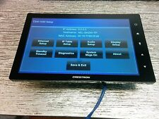 """Crestron TSW 1050 B-S Touch Automation Panel Screen 10"""" Unit Black w/ Wall Mount"""