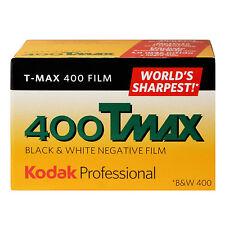 Kodak TMax 400 135/36 / Pellicola negativo bianco e nero/Aprile 2018