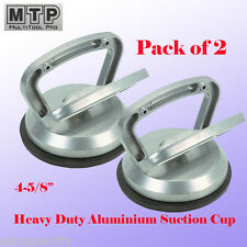 "2x Heavy Duty 4-5/8"" Aluminium Suction Cup Dent Puller Lifer Glass Remover"