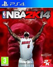 PS4 NBA 2K14 2K 14 Basketball Game 2014 NEW