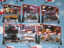 Disney Pixar Cars Star Wars Weekend 2014 Exclusive Complete Set OF 8 New