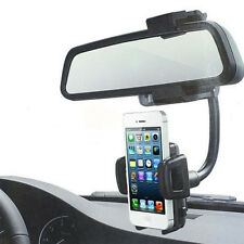 Car Rearview Mirror Mount Holder For Samsung Galaxy S5 i9600 S3 i9300 S4 i9500